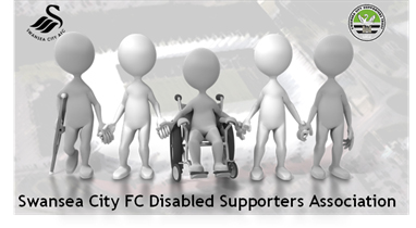 Swansea City FC Disabled Supporters Association