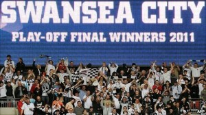 Swansea City Play Off Winners 2011