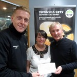 Trust Raffle prize leads to boost in Cancer fund
