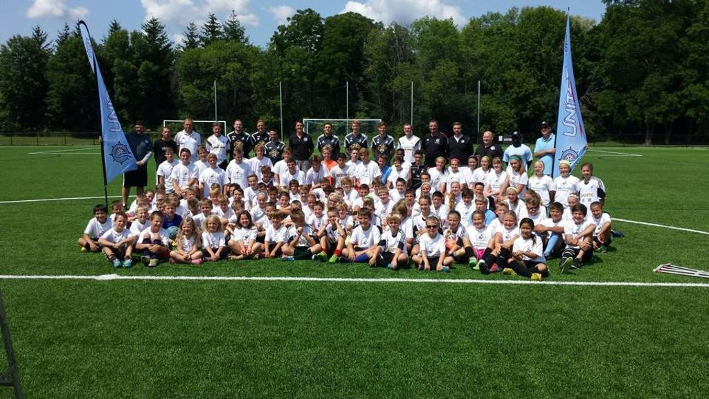 North Shore United Soccer Camp