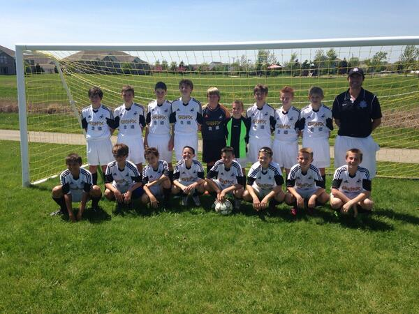 North Shore United u13s