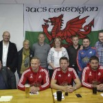 Ceredigion Jacks Launch