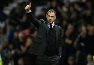 Paul Clement thumbs up